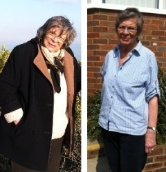 Mimi. . . Before & After JM Fitness