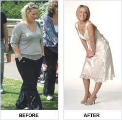 Genmma_Nicola_before and after JM FitnessNicola . . . Before & After JM Fitness