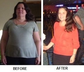 Nicola_before and after JM Fitness