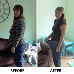 Cheryl_before and after JM Fitness