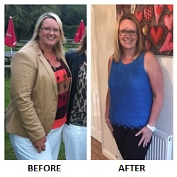 Fiona_before and after JM Fitness